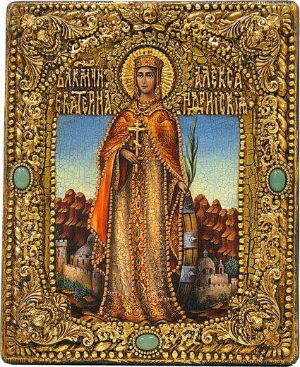 икона Екатерина
