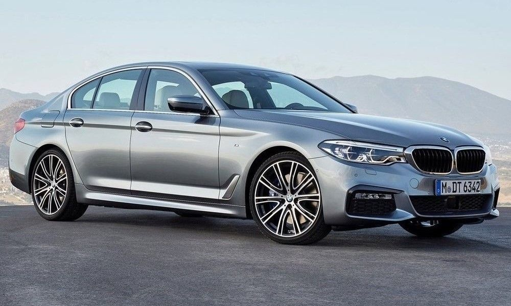 All New 2018 Bmw 5 Series Looks To Conquer Sports Sedan Segment