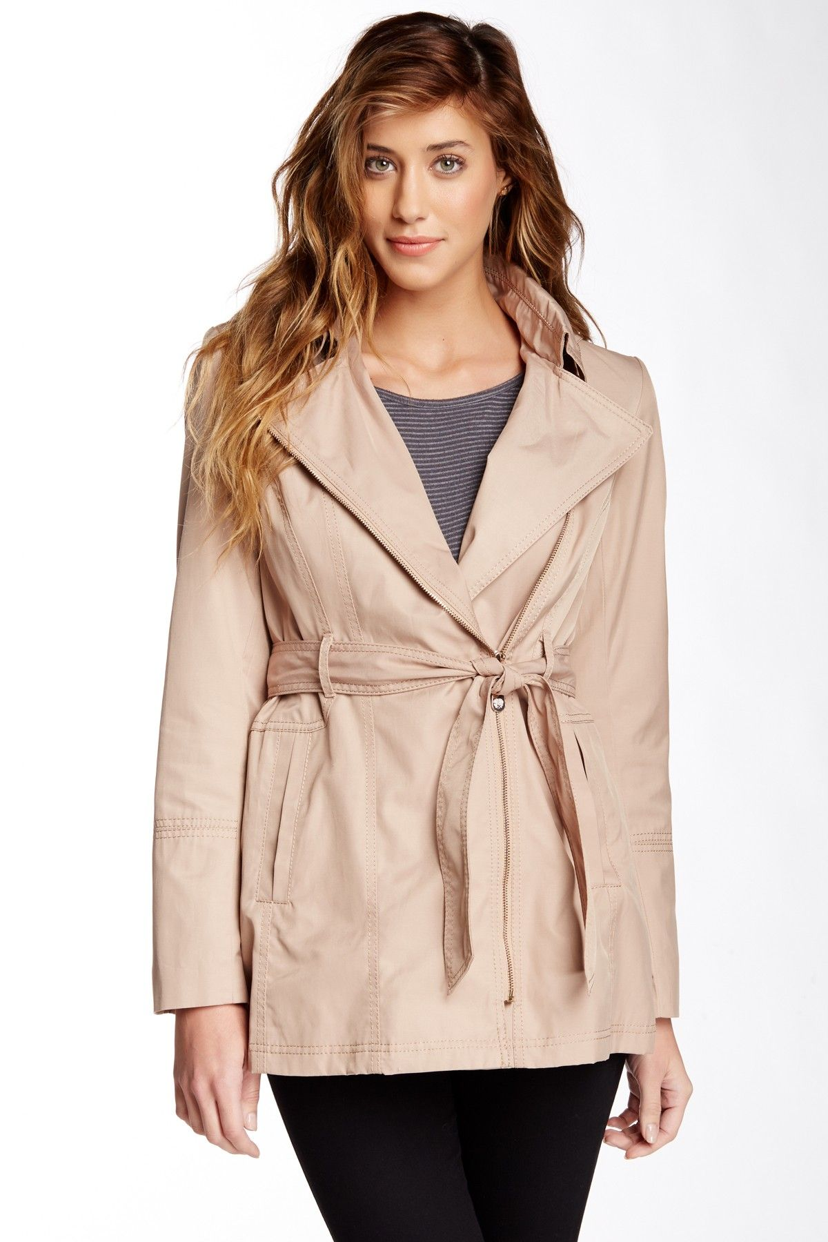 Trench Coat by Vince Camuto on @HauteLook