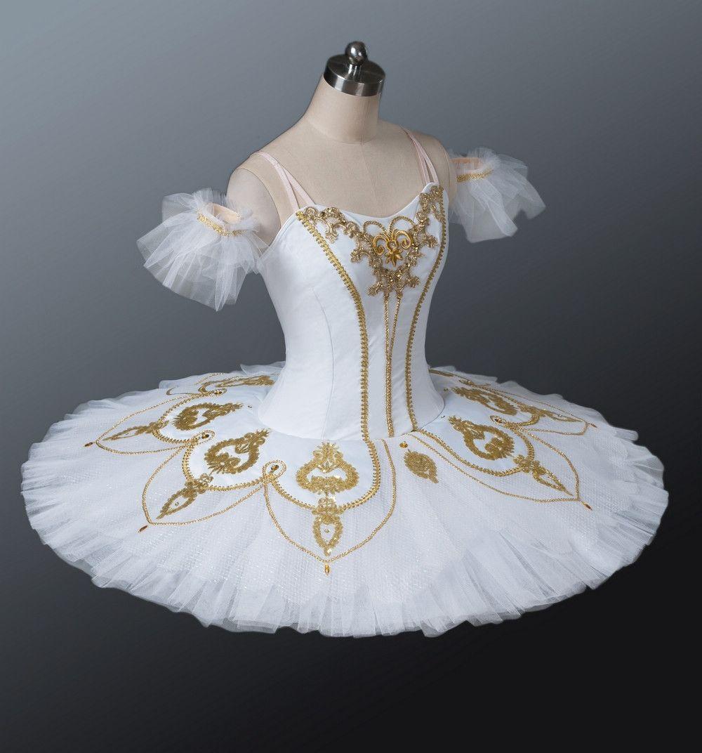 Amazing Snow Flake Queen Professional Classical Ballet Tutu Dance Costume