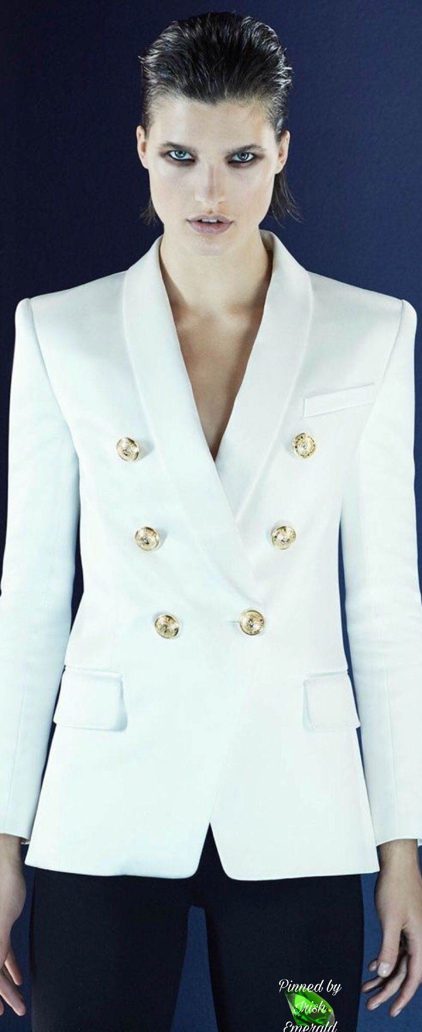 French Chic Balmain Teams Up with Neiman Marcus On