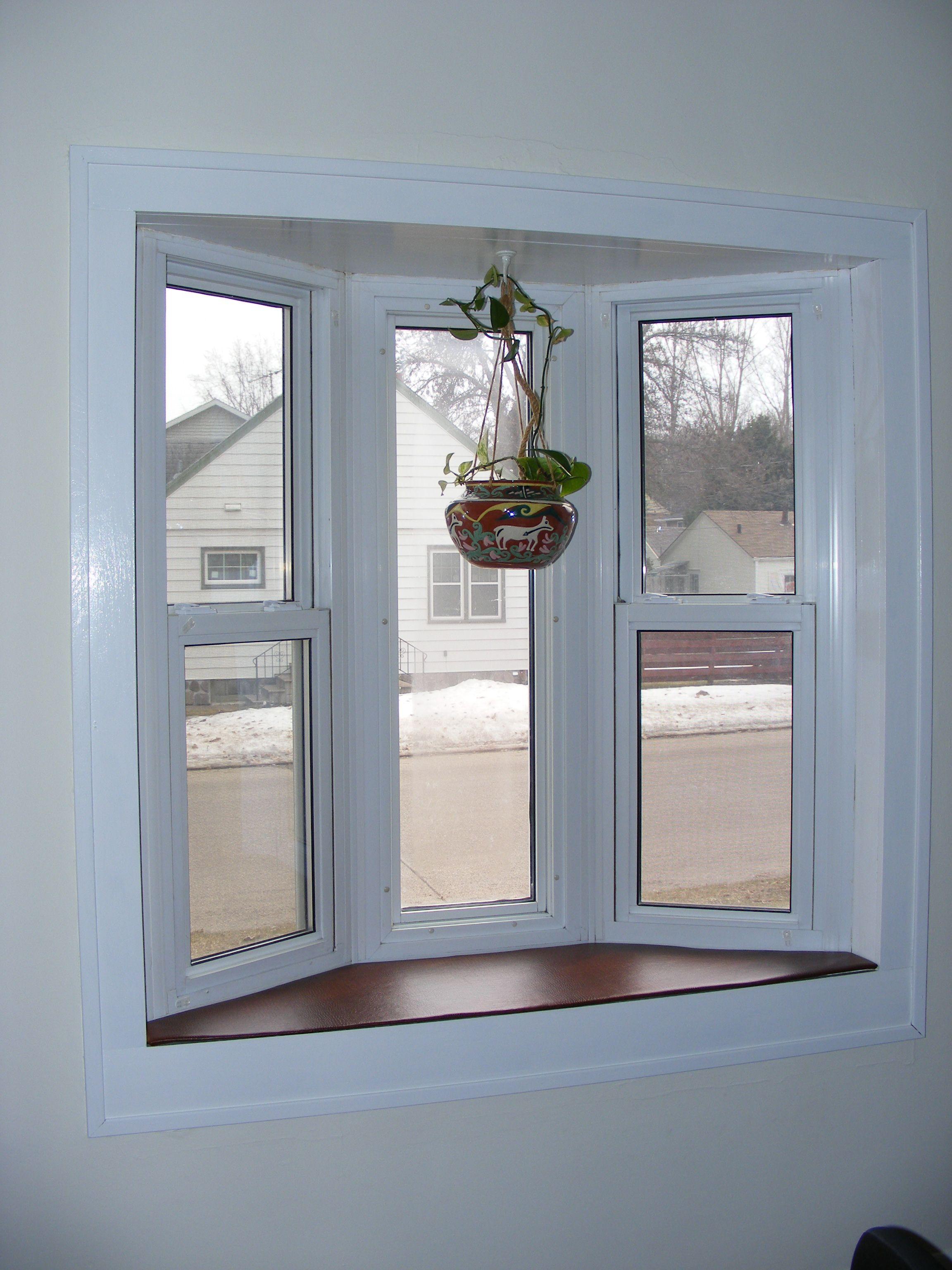 Bay window kitchens kitchens  Bay window, Windows, Kitchen bay window