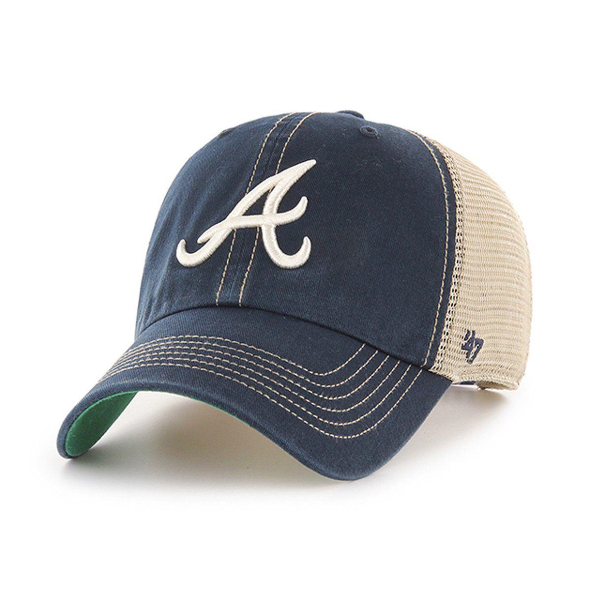 Atlanta Braves 47 Brand Hat Atlanta Braves Atlanta Braves Hat Braves Hat