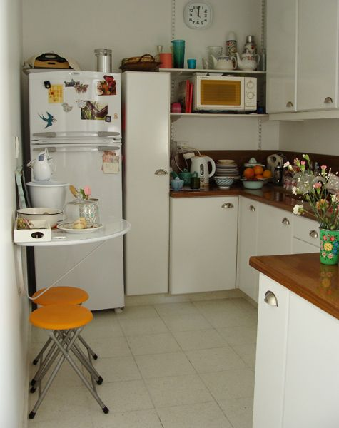 Interiores 53 Casa Tomada Mesas De Cocina Decoracion De Cocina Hacer Muebles De Cocina