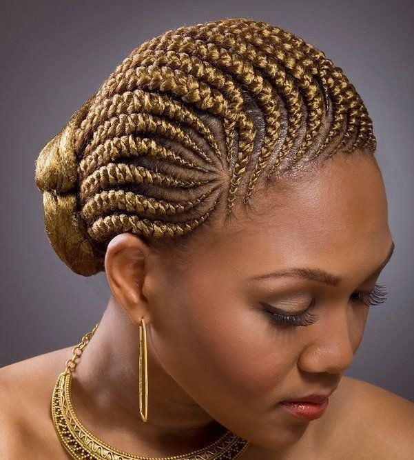 hair braiding styles 16 feed in cornrow and cornrow braid styles we are loving 1009 | 4ae3045ad3dadcf0cd4be3799a0ca57e