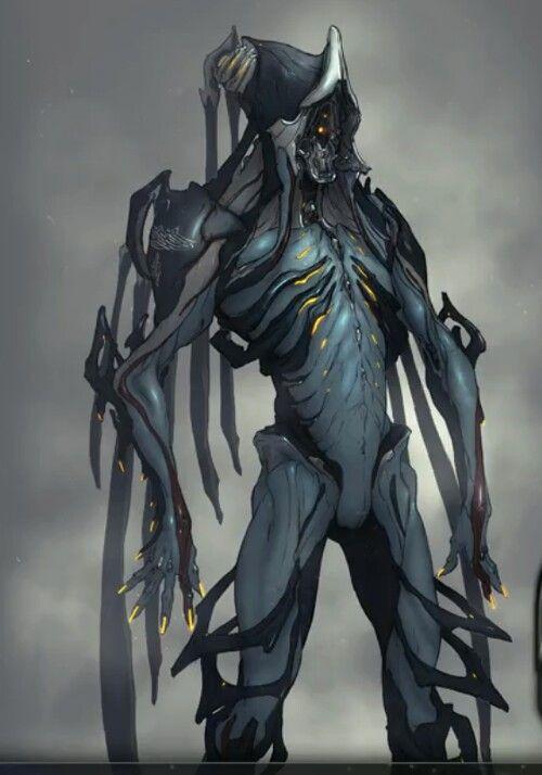4ae3116cc7598757a825109dd0de9c0d - The Future of the Necromancer Warframe (Nekros and Sevagoth Theming)