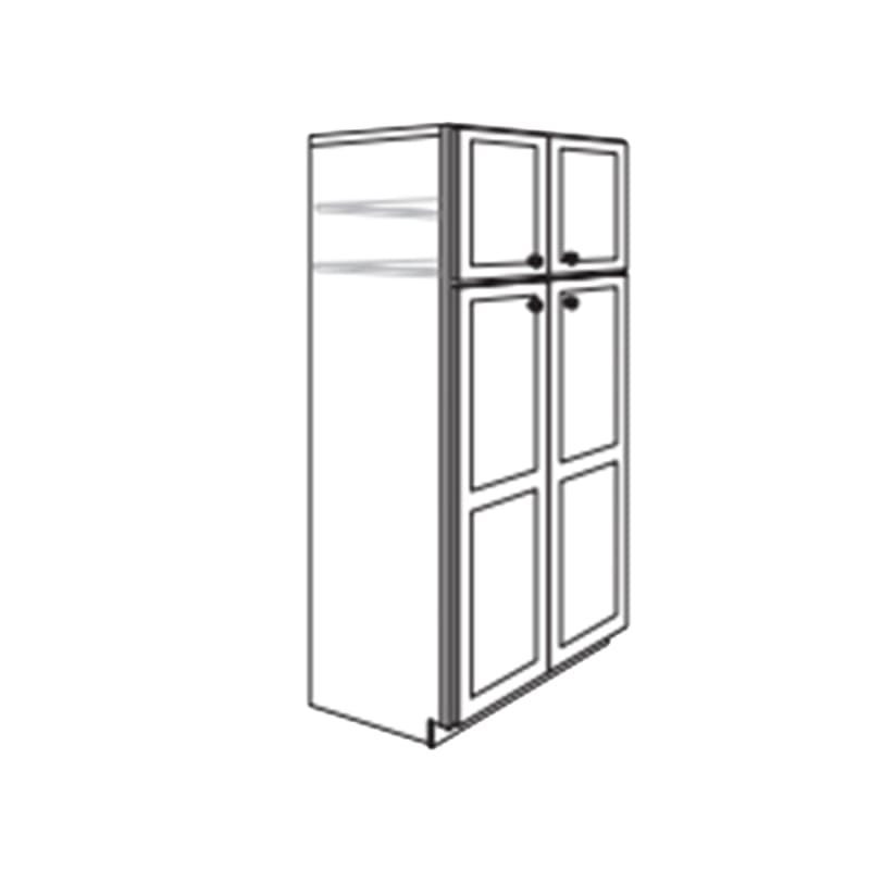 Essentials Prt Mp S All C U309624b Tall Pantry Cabinet Staining Cabinets Raised Panel Doors