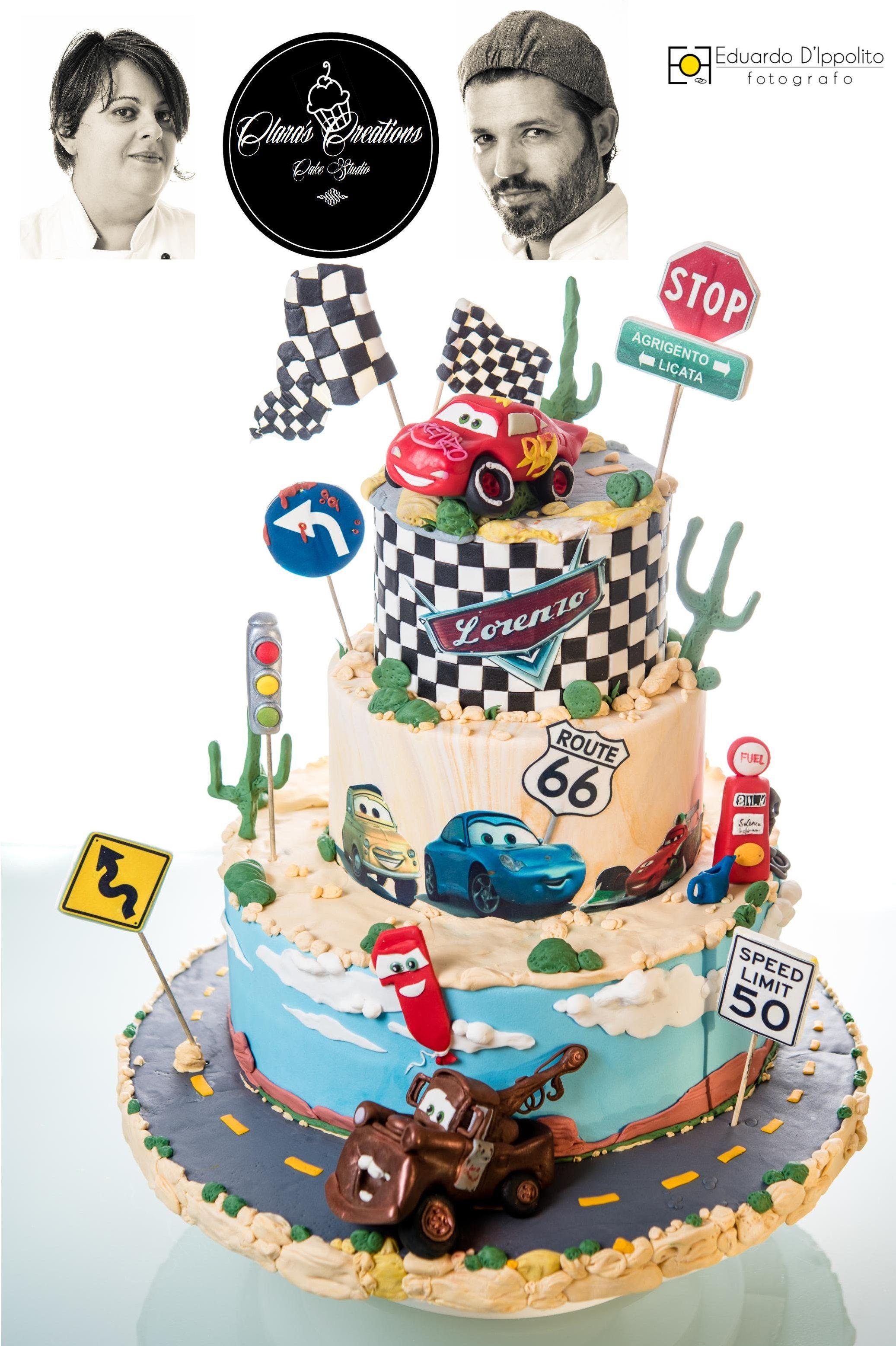 Car's Cake