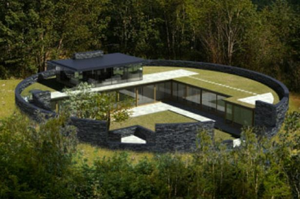 Grand Designs Host Kevin Mccloud Backs Forest Home But Planners Reject It