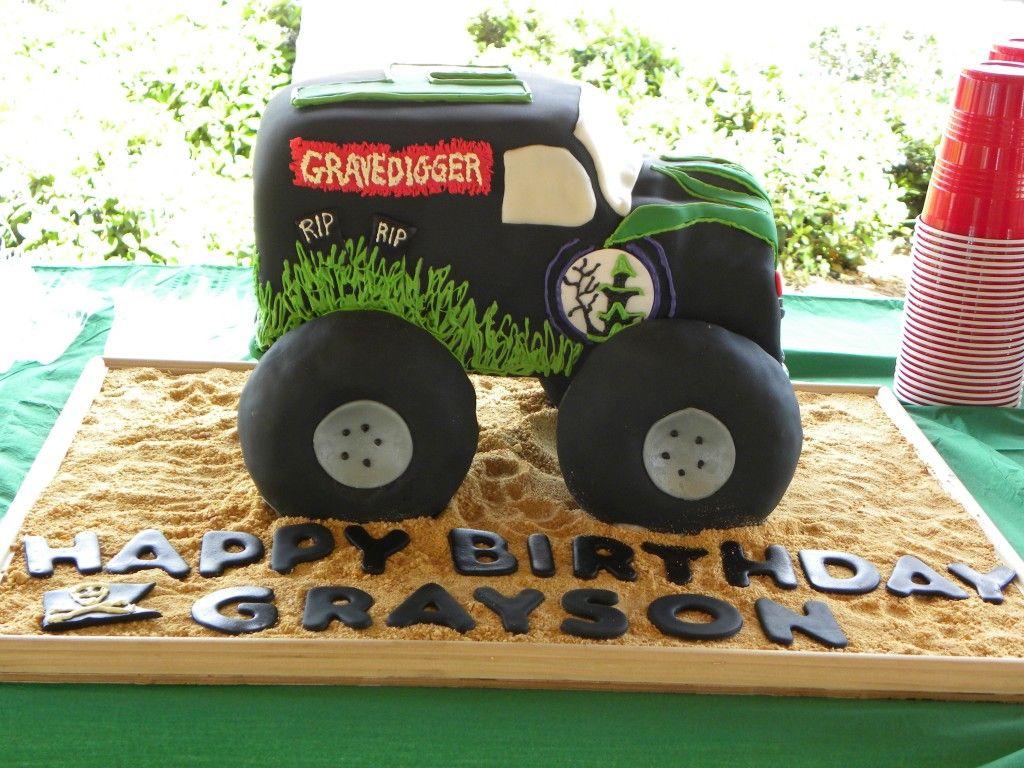 Monster Truck Cake Pan Molds Monster Truck Cakes