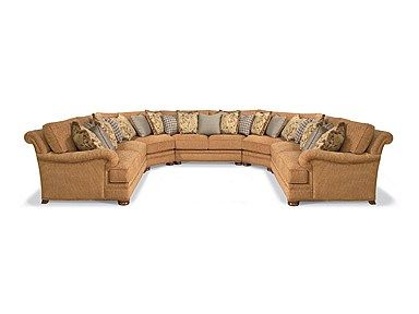Shop For Taylor King Furniture Crafted In North Carolina Granville  Sectional, 5800 SEC,