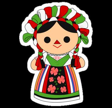 Resultado de imagen para diseño de muñeca tradicionales mexicanas