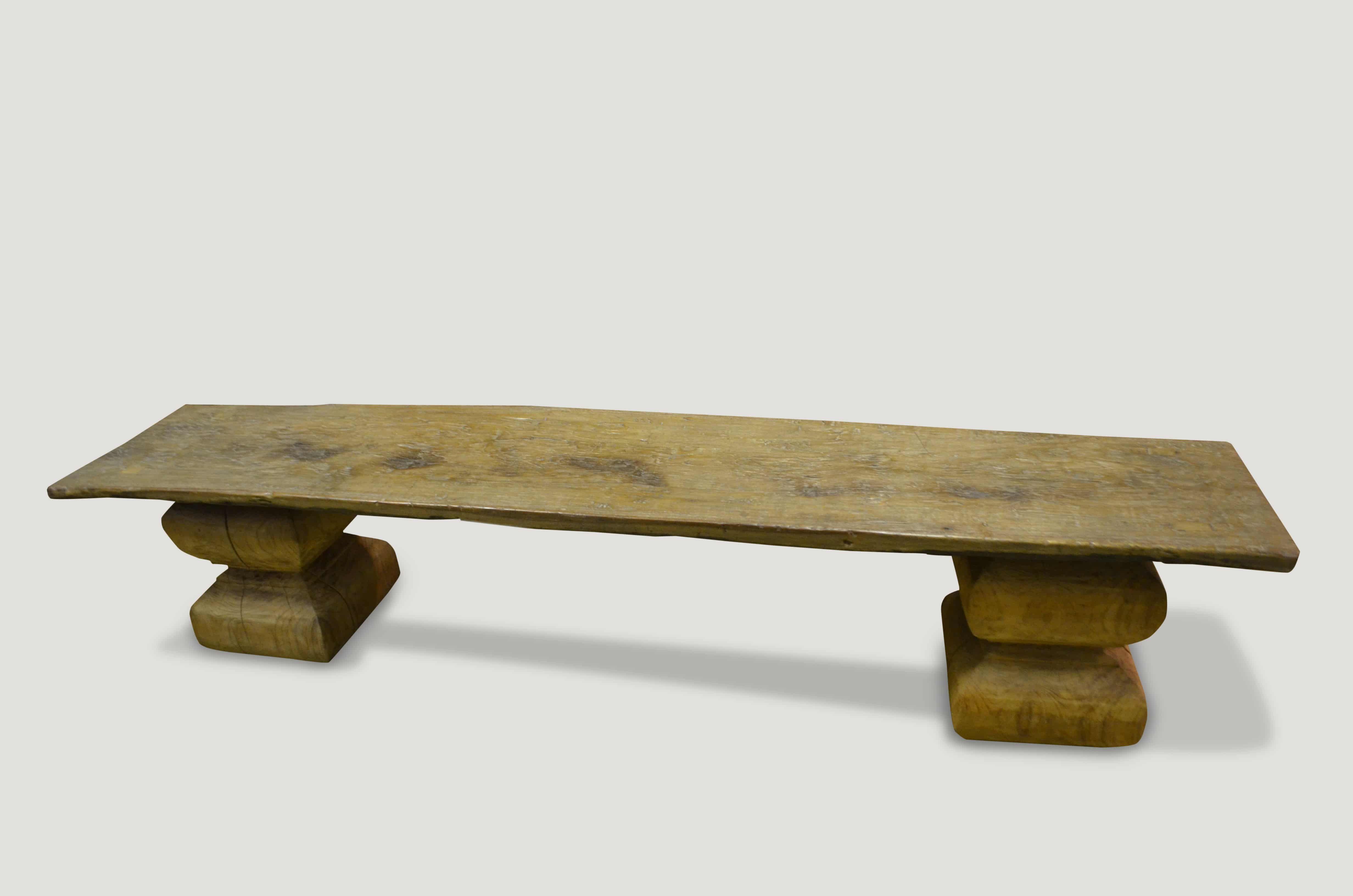 Https Andriannashamarisinc Com Wabi Sabi Teak Bench Or Coffee Table Coffee Table Teak Bench Wabi Sabi [ 3264 x 4928 Pixel ]