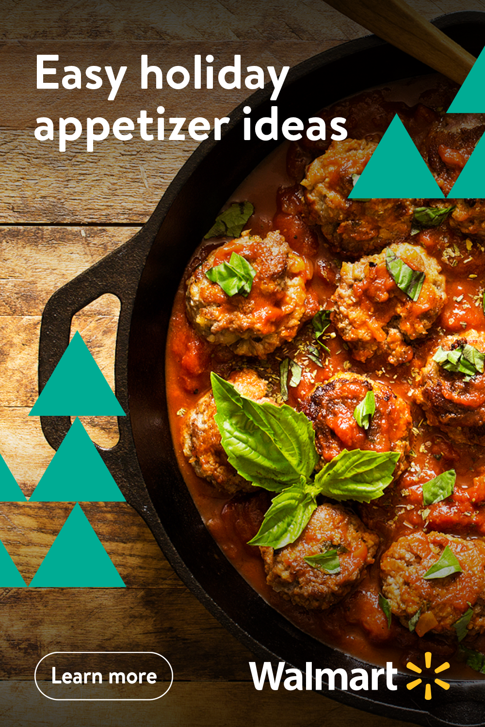 This holiday treat yourself to something delicious from Walmart. Whether you are making a classic app or a new creation, these appetizer ideas will always get your holiday meals started out right.