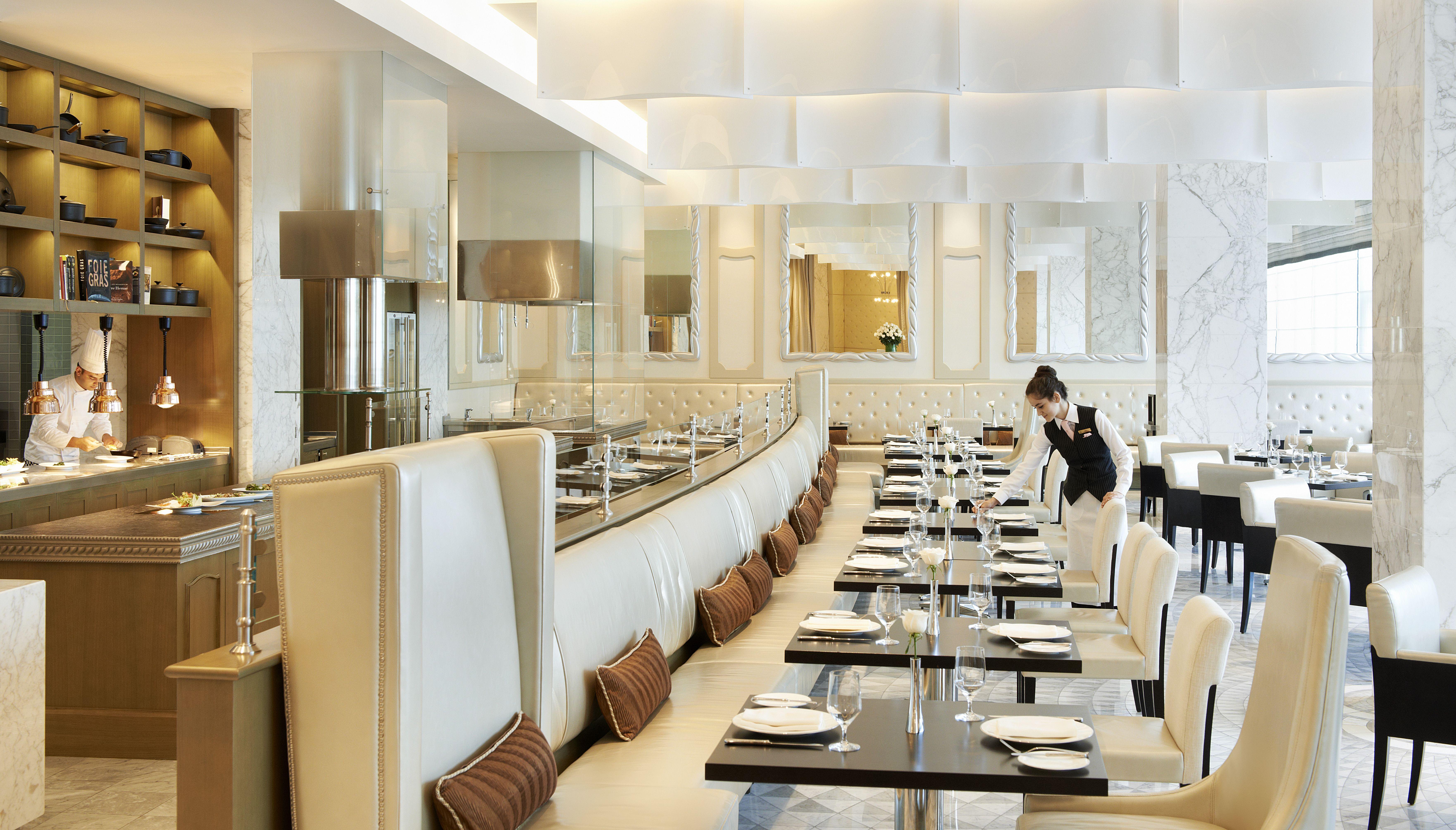Le Bistro At Fairmont Baku Azerbaijan Hotel Design Bistro Hotel