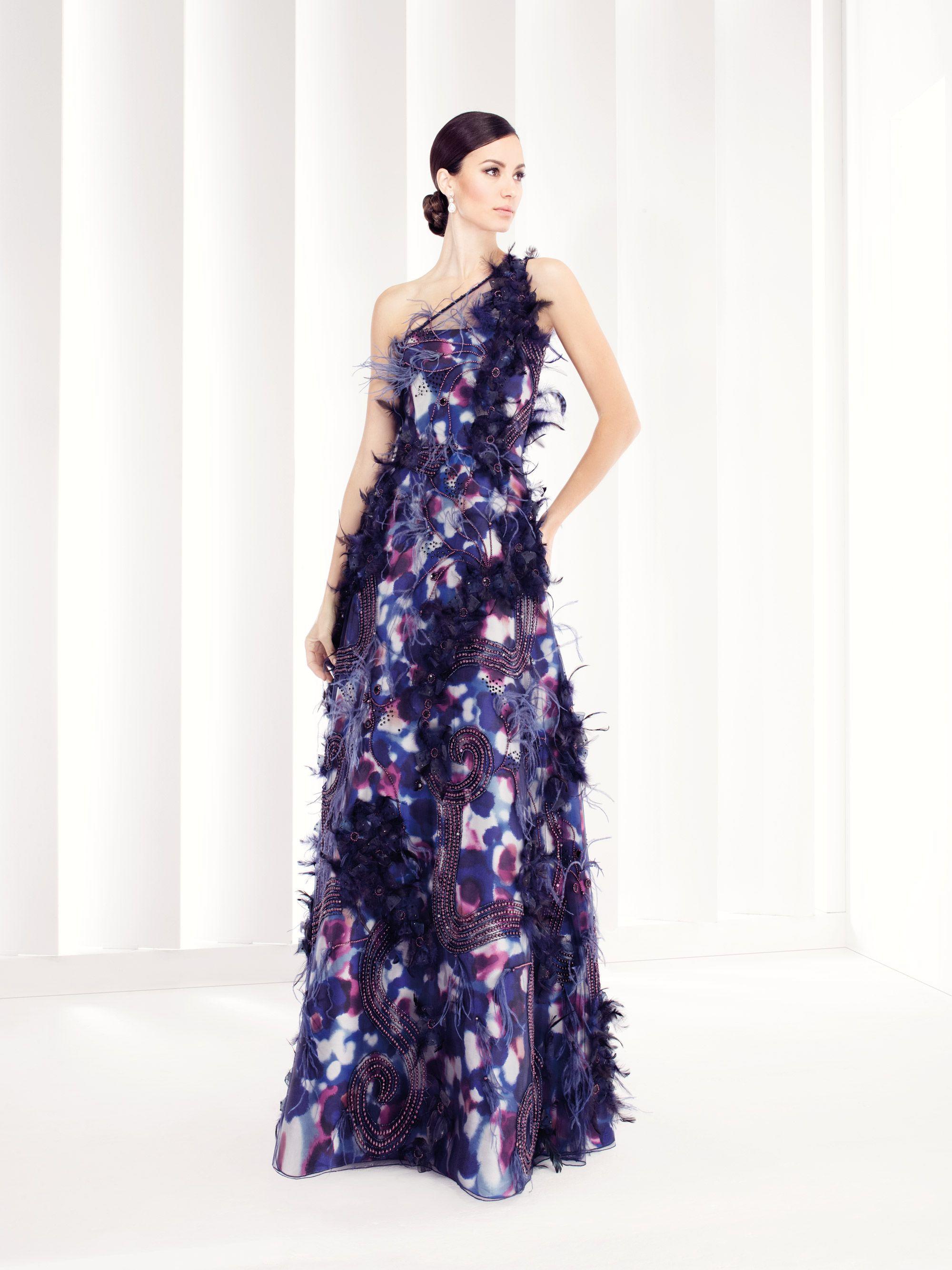 Lujoso Reales Vestidos De Dama De Color Azul Por Debajo De 100 ...