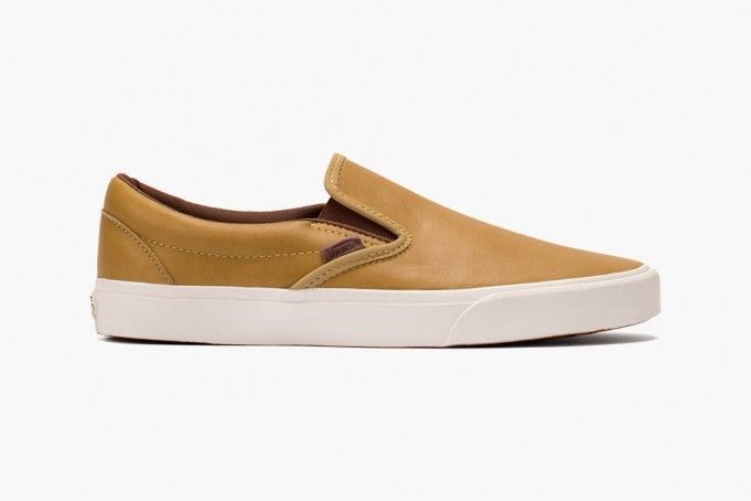 Check Out The Upscale Looking Vans Slip