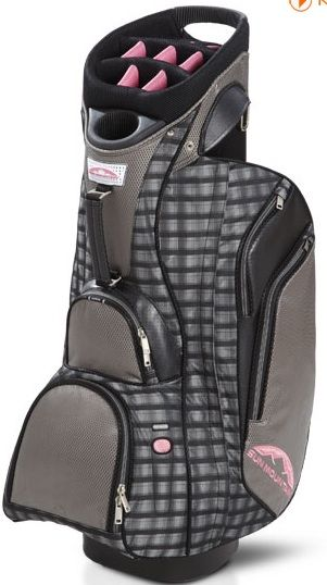 Love This Cart Bag With Just Touches Of Pink Diva Womens Golf From Sun Mountain