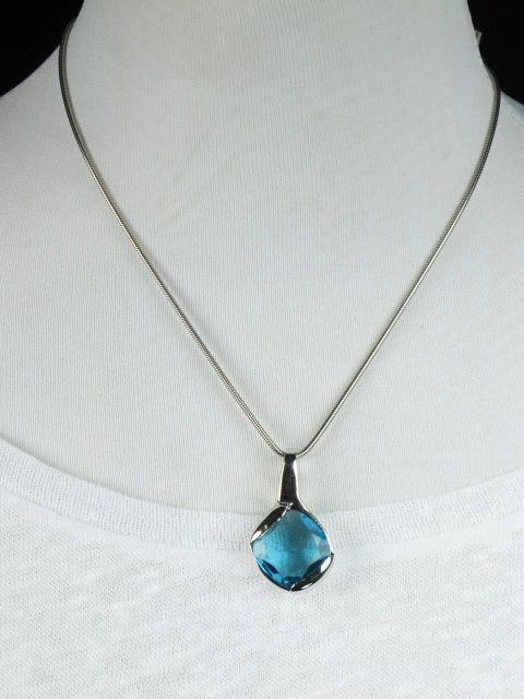 Turquoise blue necklace outfit pinterest blue necklace and turquoise blue necklace aloadofball Image collections