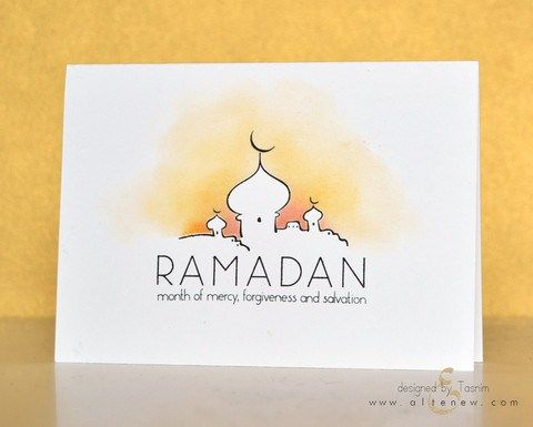 You searched for ramadan greetings - Altenew Blog http://greatislamicquotes.com