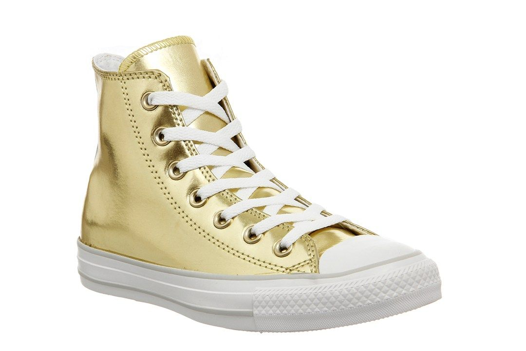 Converse All Star Hi Unisex Sports Liquid Gold Online store