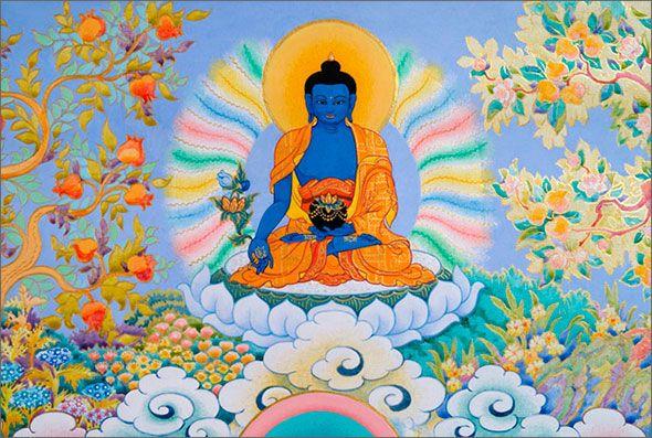 Картинки по запросу будда медицины | Будда, Фэн-шуй, Медицина