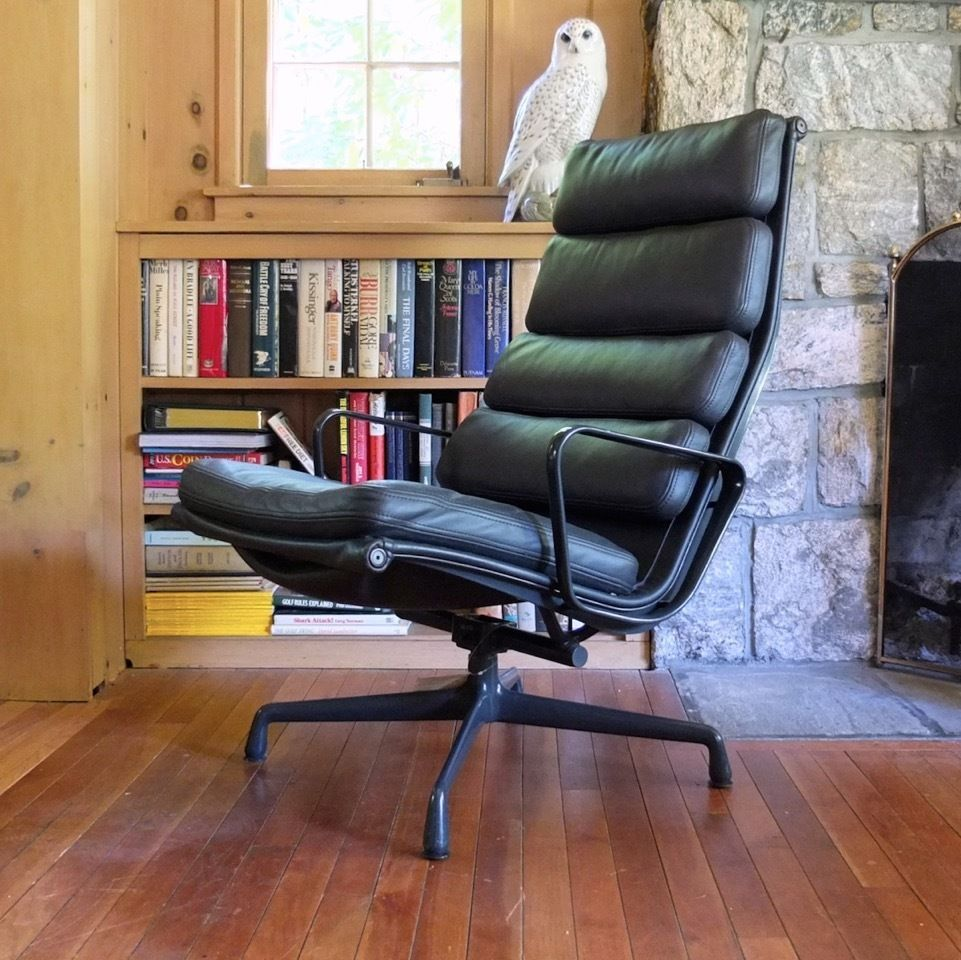 Eames Soft Pad Lounge Chair By Hermanmiller Rocks Every Interior