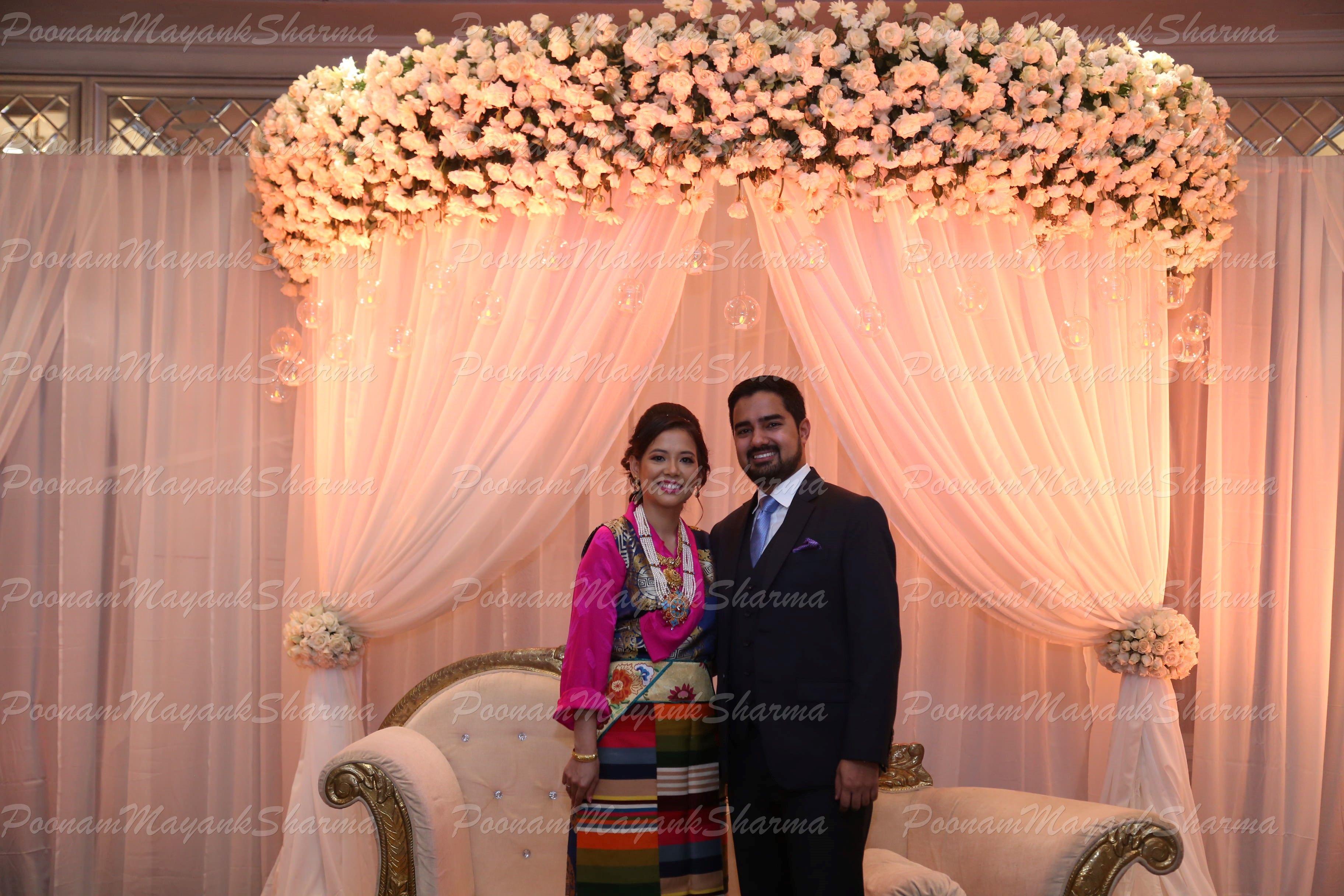 Wedding decorations for reception december 2018 Jasmeen Ghai jasmeenghai on Pinterest