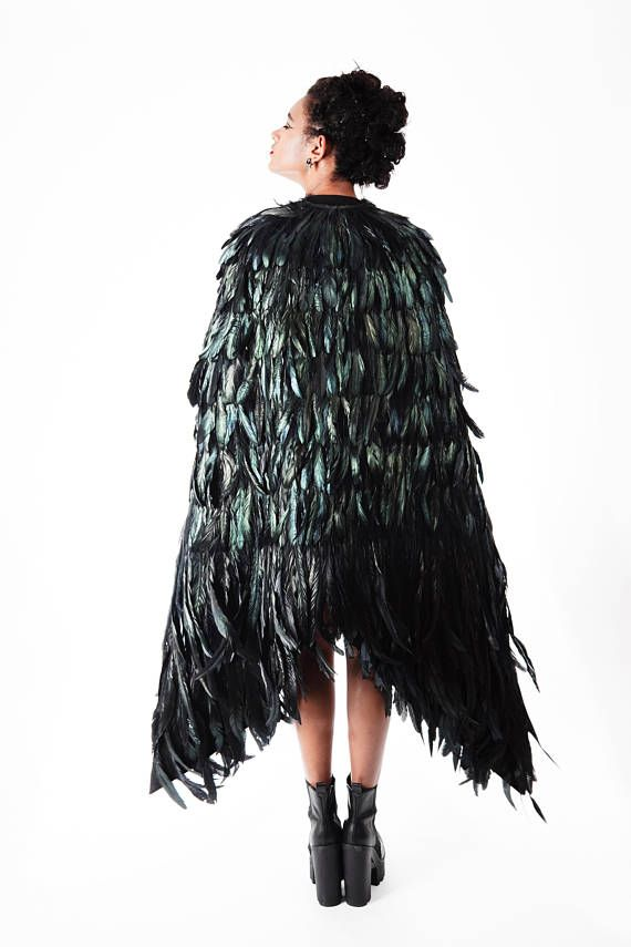 black swan feather wings cape costumes kost m kleidung und faschingskost me. Black Bedroom Furniture Sets. Home Design Ideas