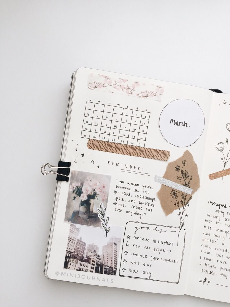 Mini Journals Easy Like Sunday Afternoon Bullet Journal Aesthetic Bullet Journal Ideas Pages Bullet Journal Art