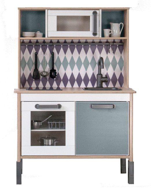 Kinderküche Ikea sticker passend für deine ikea kinderküche duktig farbe mint