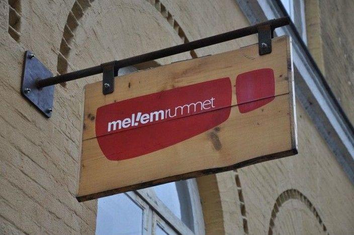 Café Mellemrummet, Ravnsborggade