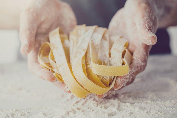 Hausgemachte Pasta zubereiten  good taste