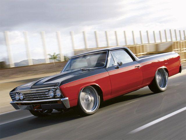 1967 Chevy El Camino Super Chevy Magazine Chevrolet El Camino Cool Cars El Camino