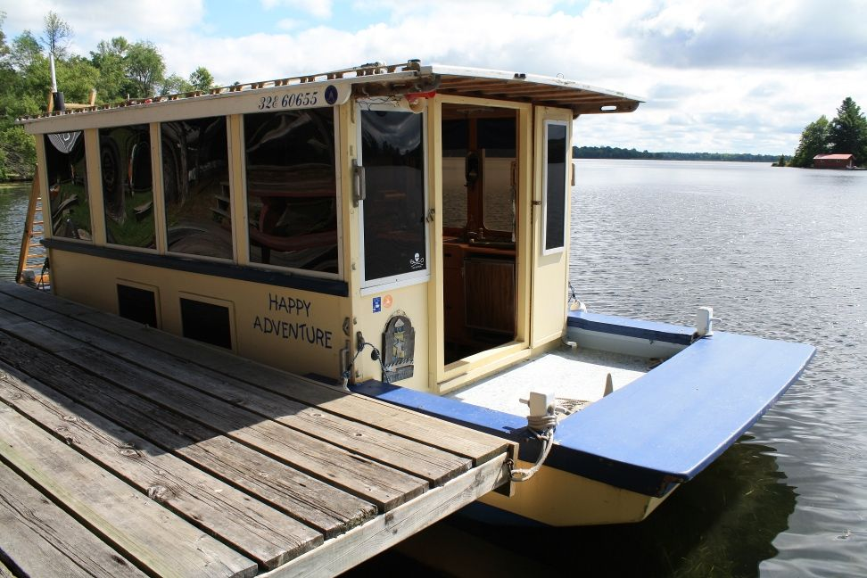 Pin By Mike Milan On Houseboat Shanty Boat Trailerable