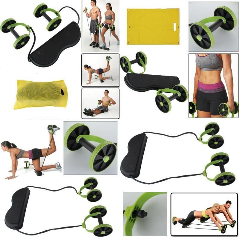 Dein Homegym In 2020 Ab Roller Trainer Fitness