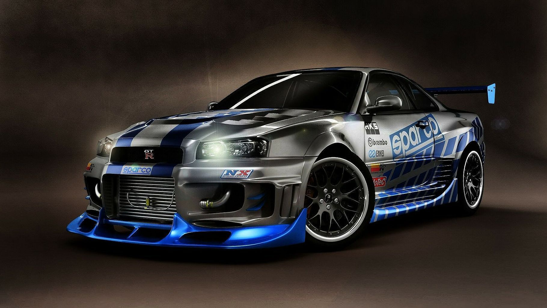 nissan skyline gtr r34 fast and furious awesome vehicles cars rh pinterest co uk