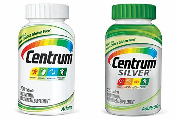 سنتروم سيلفر Centrum Silver وفائدها للنساء والرجال وكبار السن Coconut Oil Jar Centrum Silver Centrum
