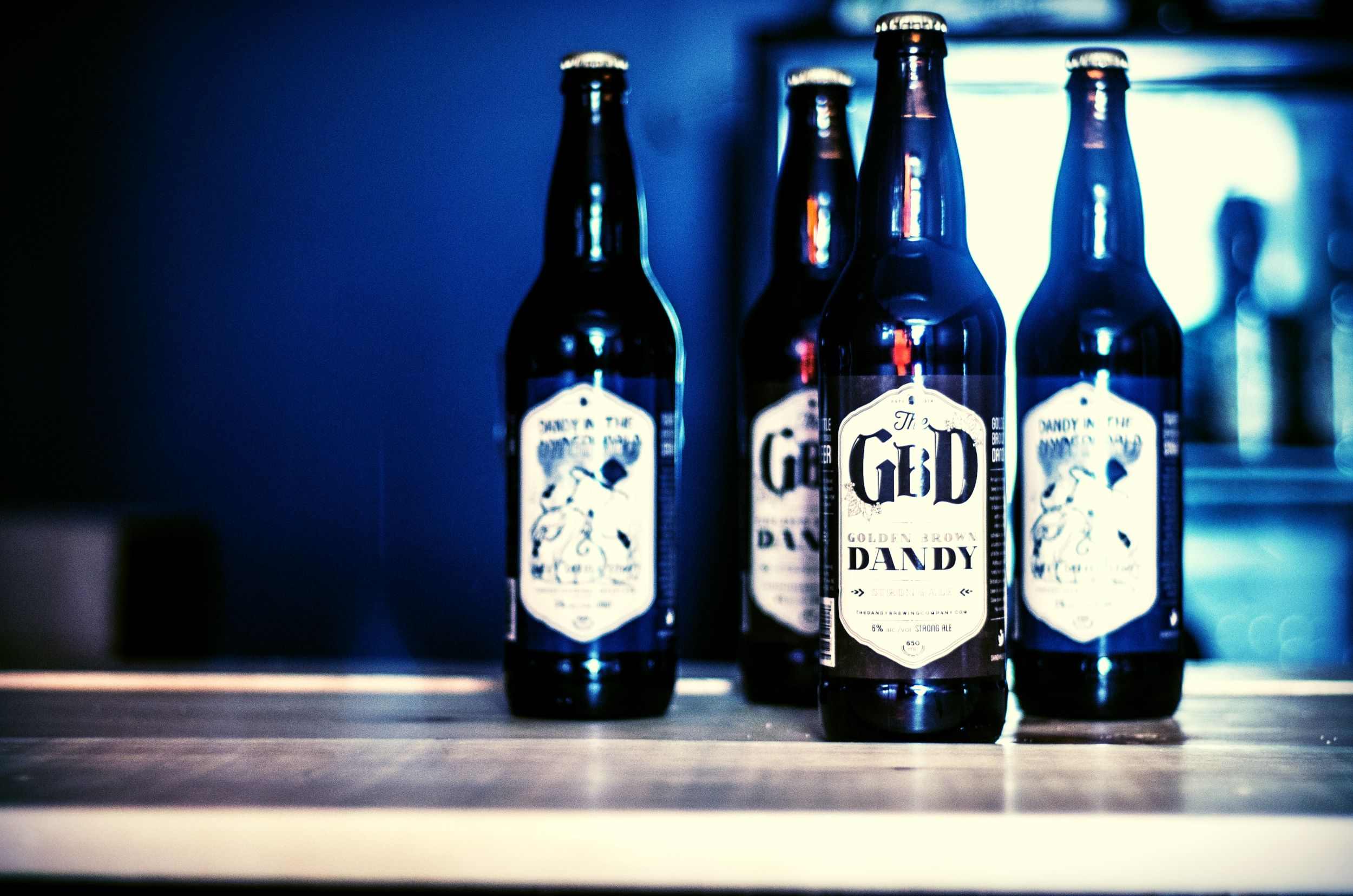 the dandy brewing company - Calgary's own nano brewery