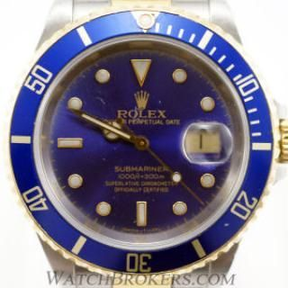 Rolex Submariner With Box #nyc one day for my man