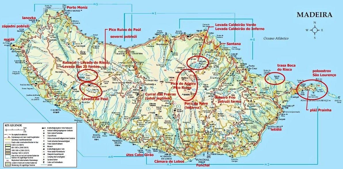 Barevn ostrov seznmen s Madeirou - sacicrm.info