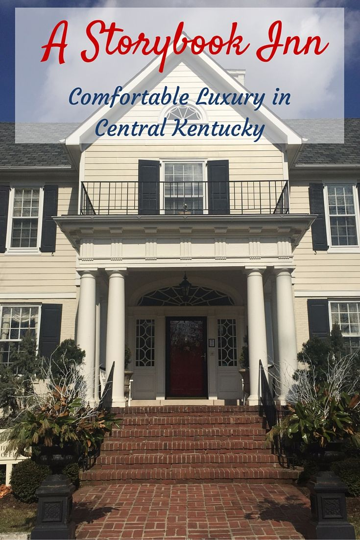 Historic charming luxurious yet comfortable bb in versailles kentucky