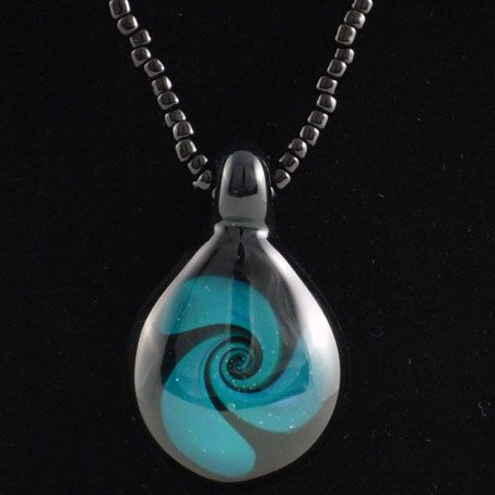 Hand blown glass jewelry blown glass necklaces jewelry hand blown glass jewelry blown glass necklaces aloadofball Image collections