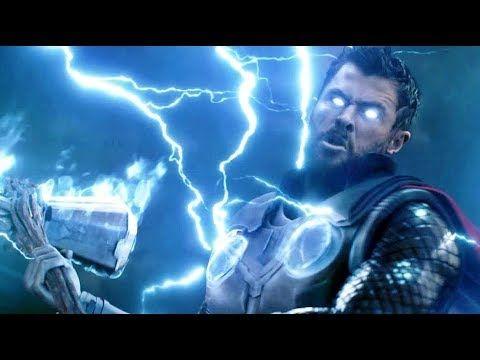 Avengers Infinity War - Thor Arrives In Wakanda ''Bring Me