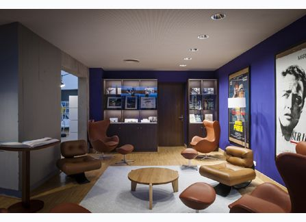 Amazing Bibliothèque Oscar Niemeyer, Le Volcan   Le Havre (réhab Deshoulières   DJ  Architectes)