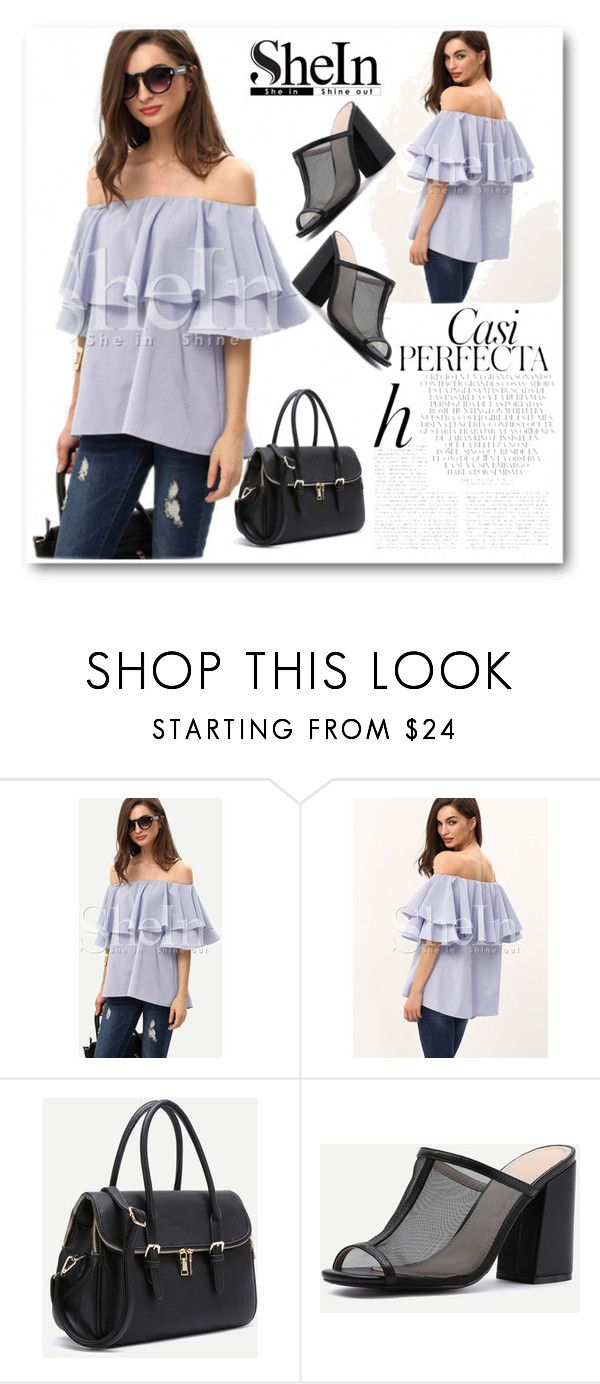 """""""shein"""" by selmabjelic on Polyvore featuring Whiteley"""