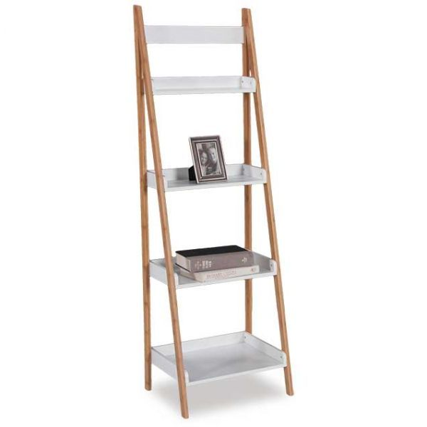 Bamboo Leaning Ladder
