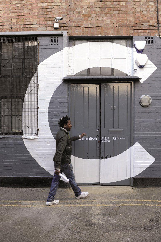Collective Camden, London, 2010 - Dexter Moren Associates #warehouse