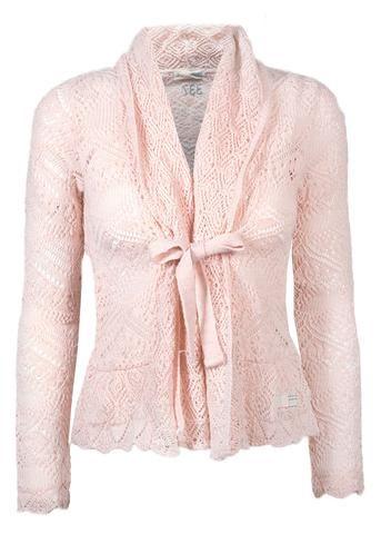 Odd Molly Cardigan lys rosa - Top-drawer Cardigan 816M-337 shell – Acorns
