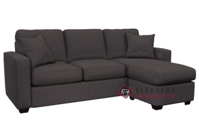 Schlafsofa Mit Chaiselongue - Sleeper-Sofa Mit Chaise-Lounge ...